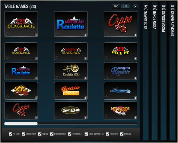 bovada-casino-table-games