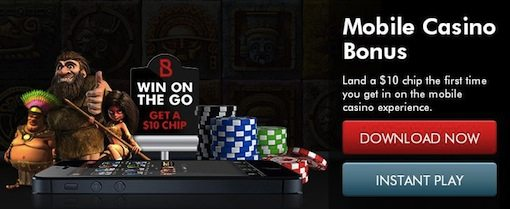 Bovada Casino Mobile Free Chip