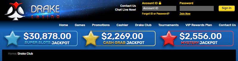 Drake Casino Bonus Codes And Promos Aug 2020