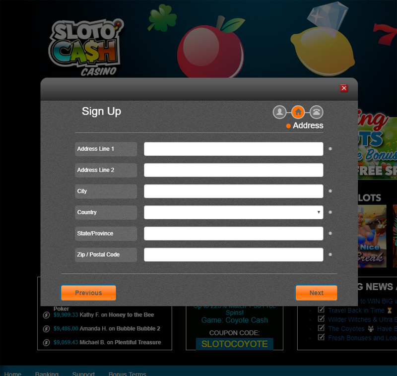 no deposit online casino singapore
