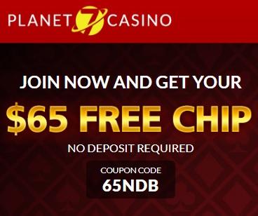 Planet 7 Casino – No Deposit Bonus