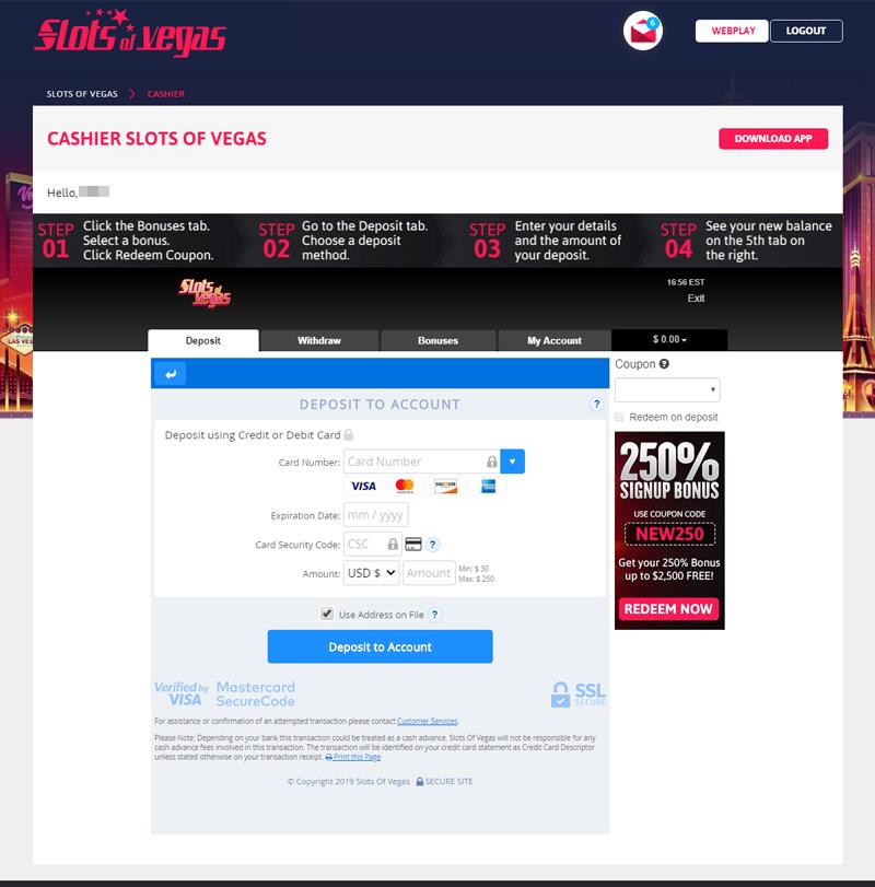 Slots Of Vegas Codes 2021