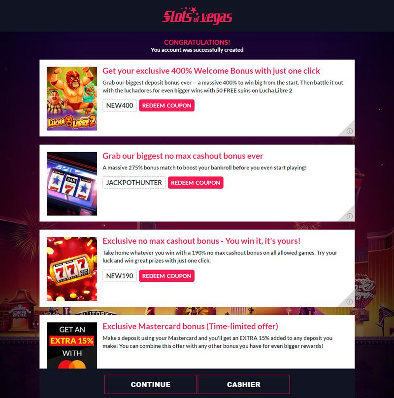 casino en autobus Online