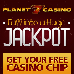 Planet 7 Casino No Deposit Bonus Coupon Codes