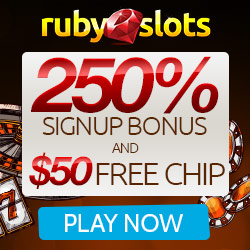 Ruby Slots No Deposit Bonus Codes