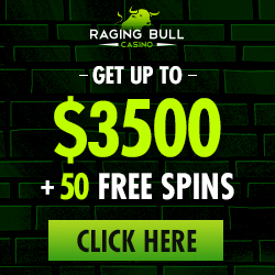 Raging Bull Casino Bonus Codes