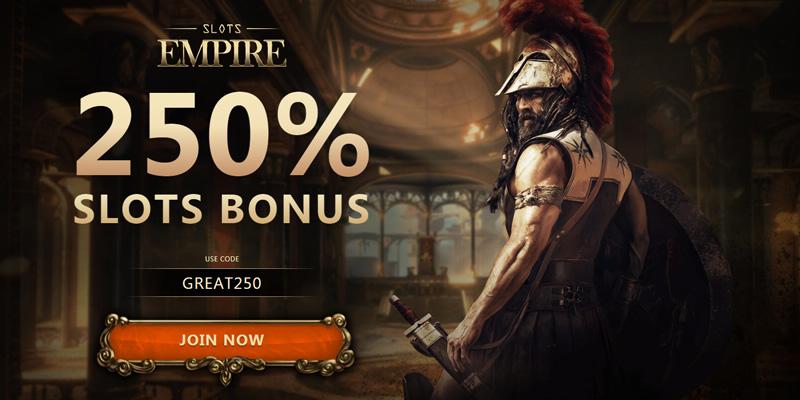 Slots Empire Casino Bonus Codes Aug 2020