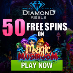 Diamond Reels No Deposit Bonus Codes and Match Bonuses