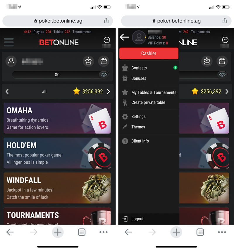 Betonline Poker Download For Desktop Mobile Bonus Mar 2021